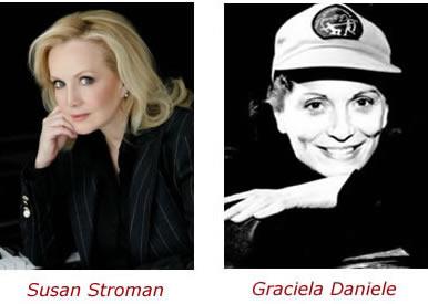 Susan Stroman, Chita Rivera & Graciela Daniele