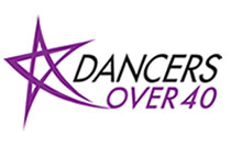 Dancers Over 40 Logo