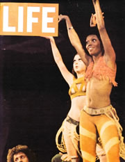 Candy Brown - Life Magazine