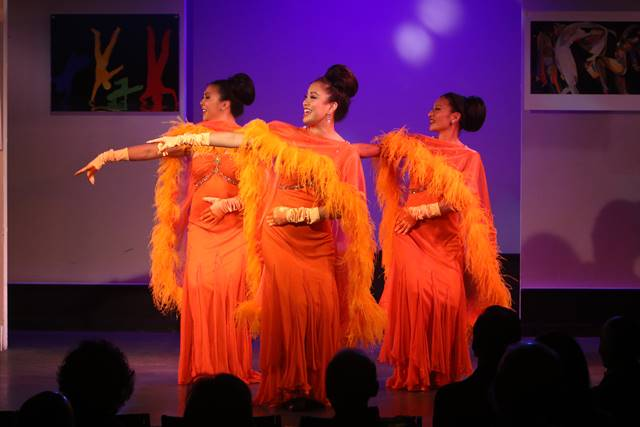 Dancers Over 40 - Diversity Event 2015
